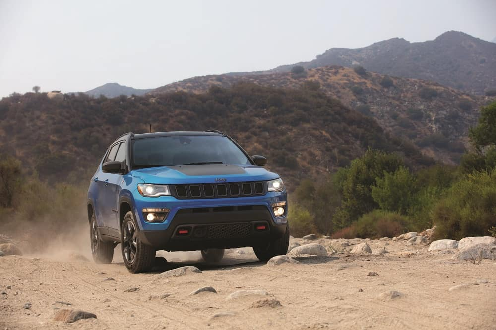 2019 Jeep Compass Off-Road