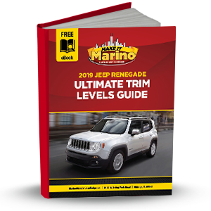 2019 Jeep Renegade Ultimate Trim Levels Guide Today!