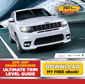 2019 Jeep Grand Cherokee Ultimate Trim Level Guide