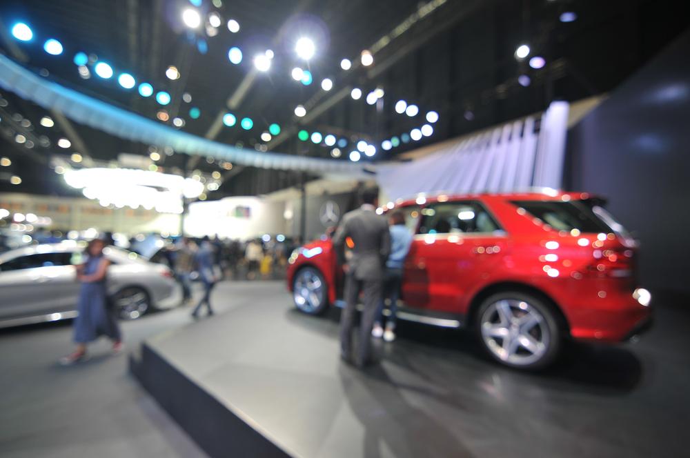 Auto Show Vehicles