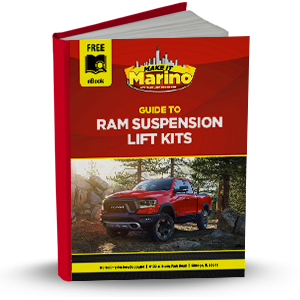 Guide to Ram Suspension Lift Kits eBook