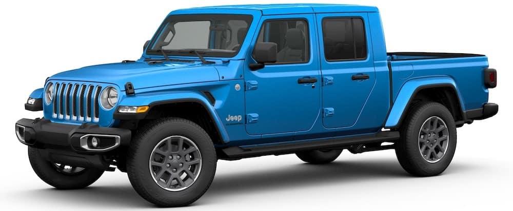 2020 Gladiator 4X4 Hydro Blue Pearl