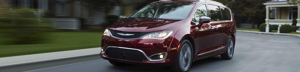 2019 Chrysler Pacifica vs Honda Odyssey
