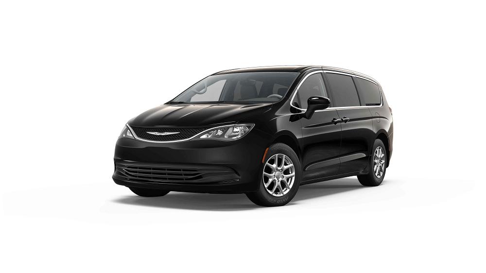 2019 Chrysler Pacifica Brilliant Black