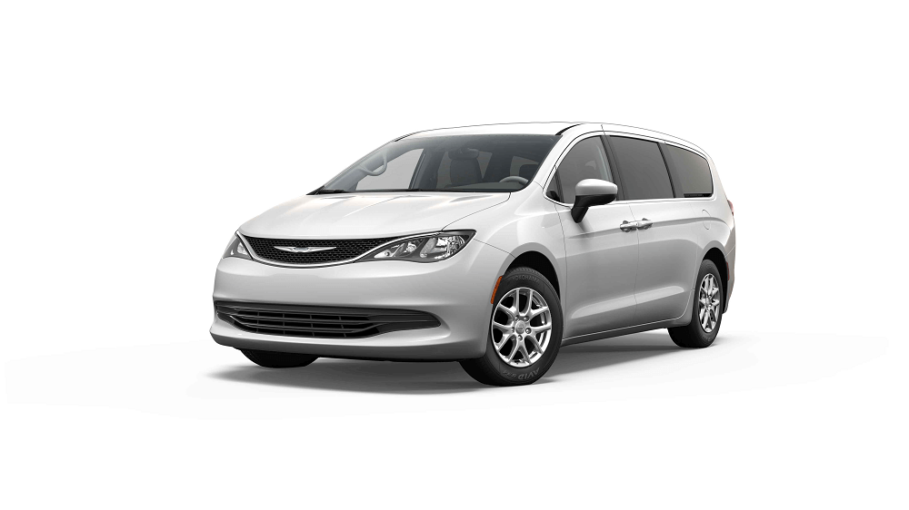 2019 Chrysler Pacifica Bright White