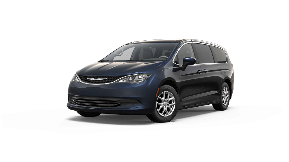 2019 Chrysler Pacifica Jazz Blue