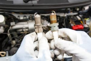 Jeep Wrangler Spark Plug Replacement