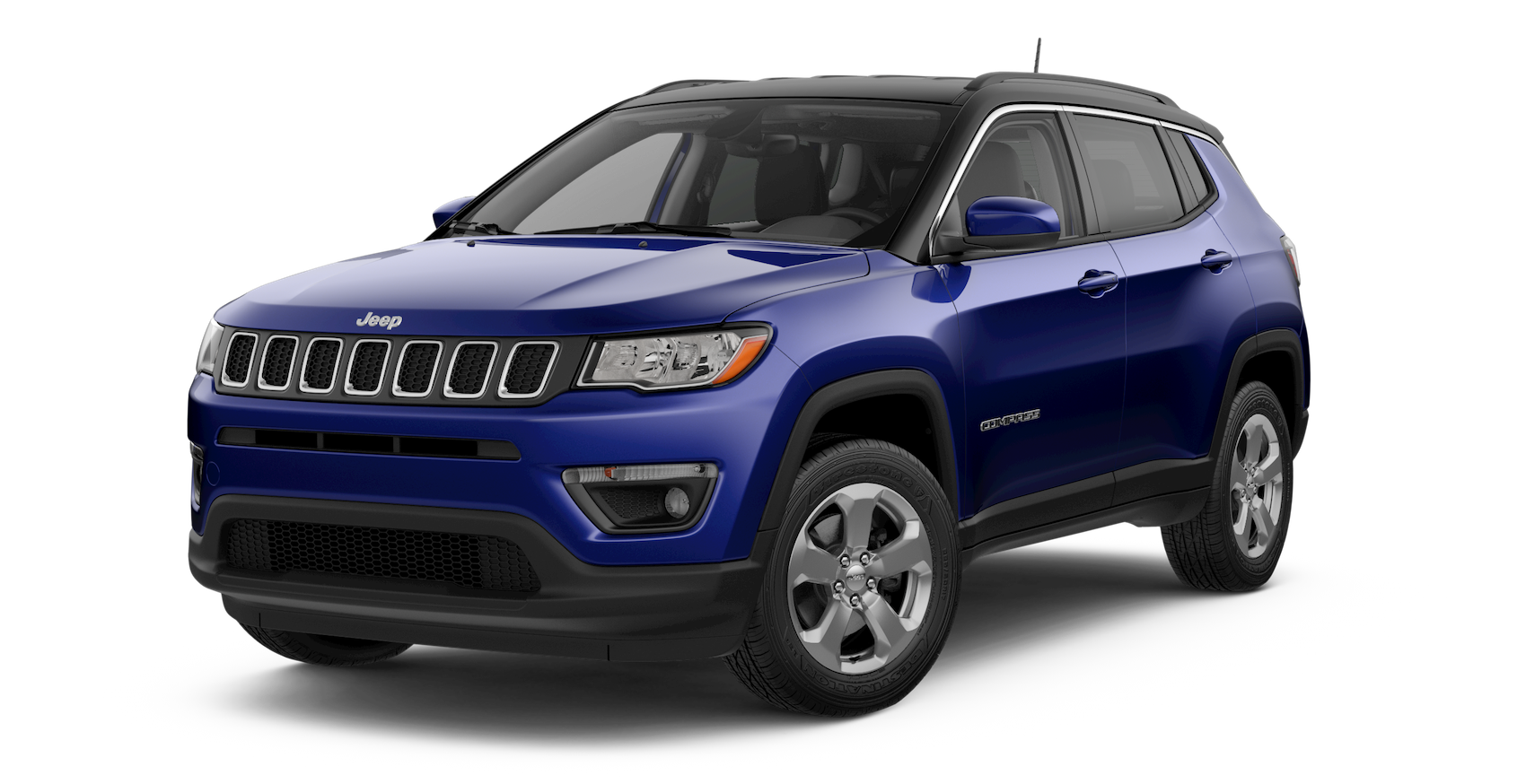 Jeep Compass Interior Technology