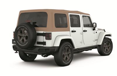 2021 Jeep Wrangler JK Unlimited Eagle Bright White