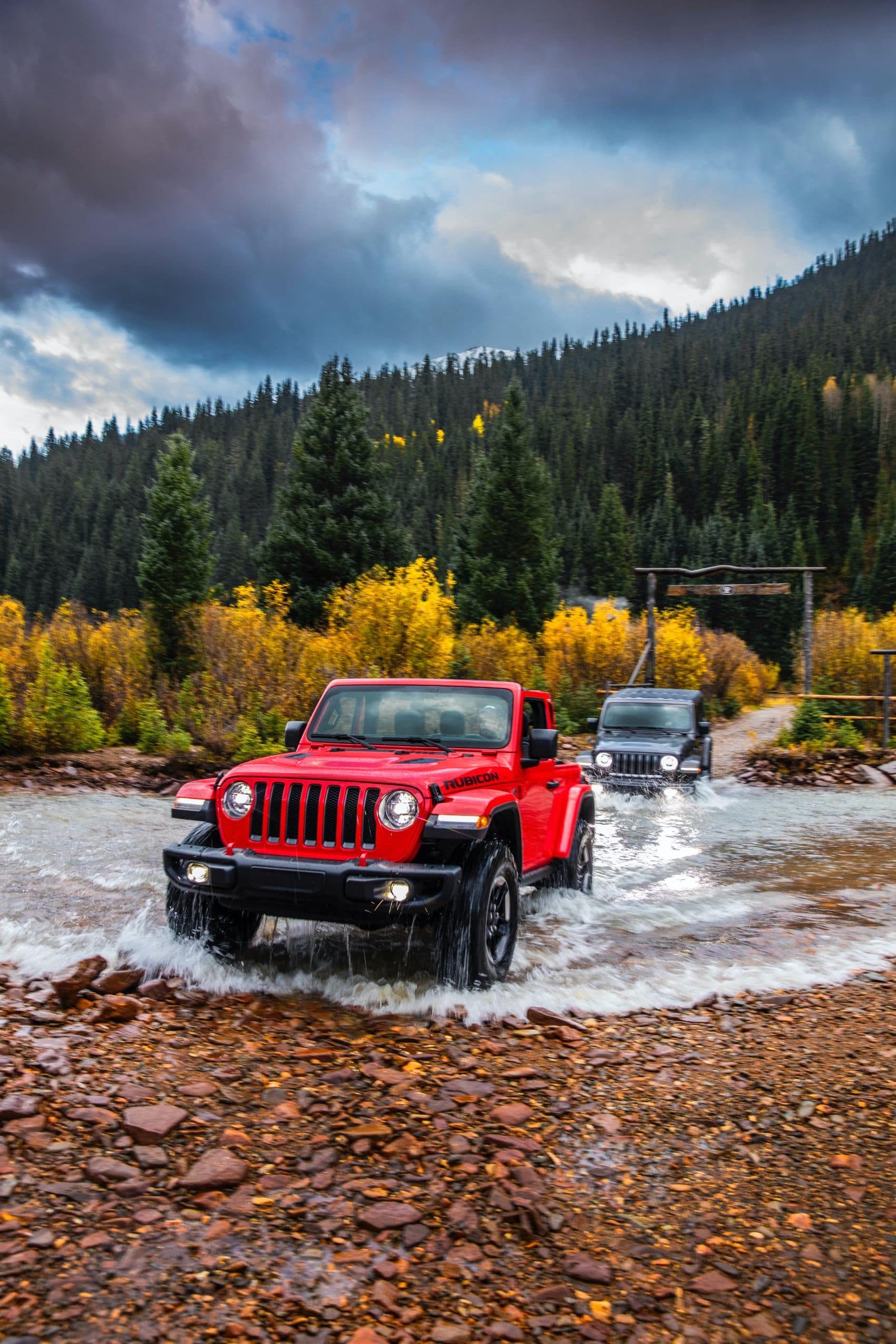 2021 Jeep Wrangler JL Unlimited and JL Rubicon