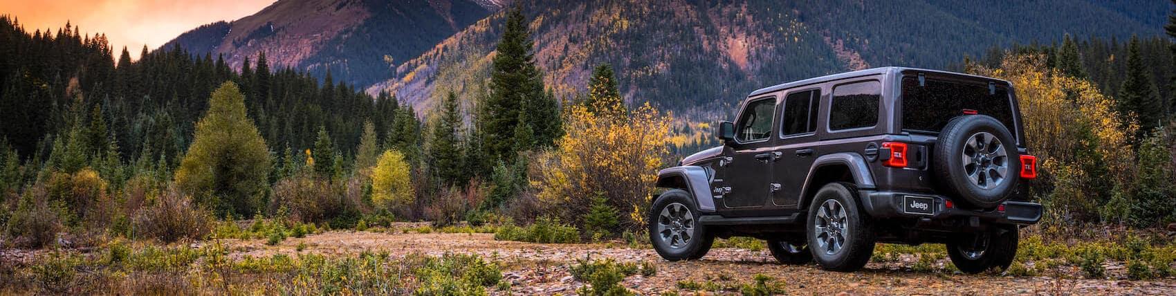 Jeep Wrangler Engine Performance