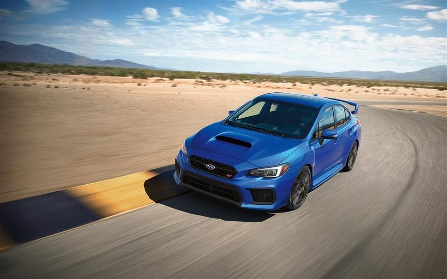 2017 Subaru Wrx Sti Struts Its Stuff For Autoguide Com