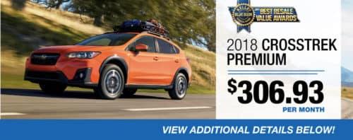 2018 Crosstrek Premium