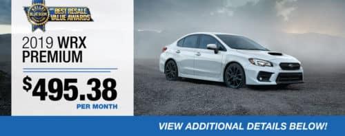 2019 WRX Premium