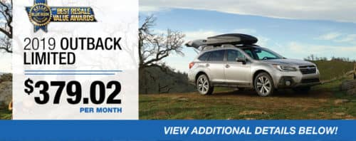 2019 Outback Limited