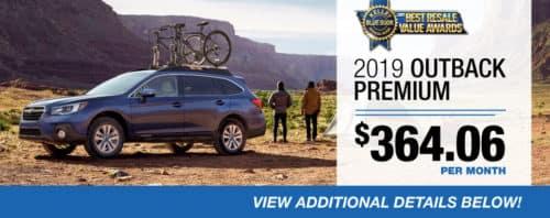 2019 Outback Premium