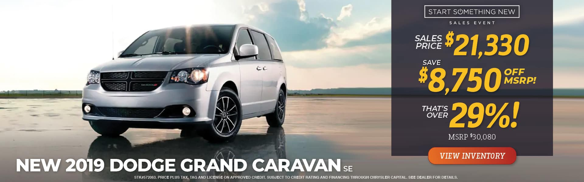 New Dodge Grand Caravan for Sale in Cleveland, TX