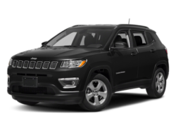 2018 jeep compass model row