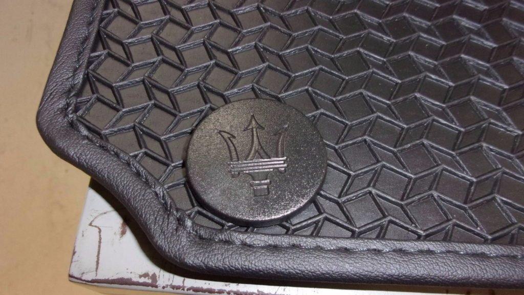 Genuine Maserati All Weather Floor Mats 940000590