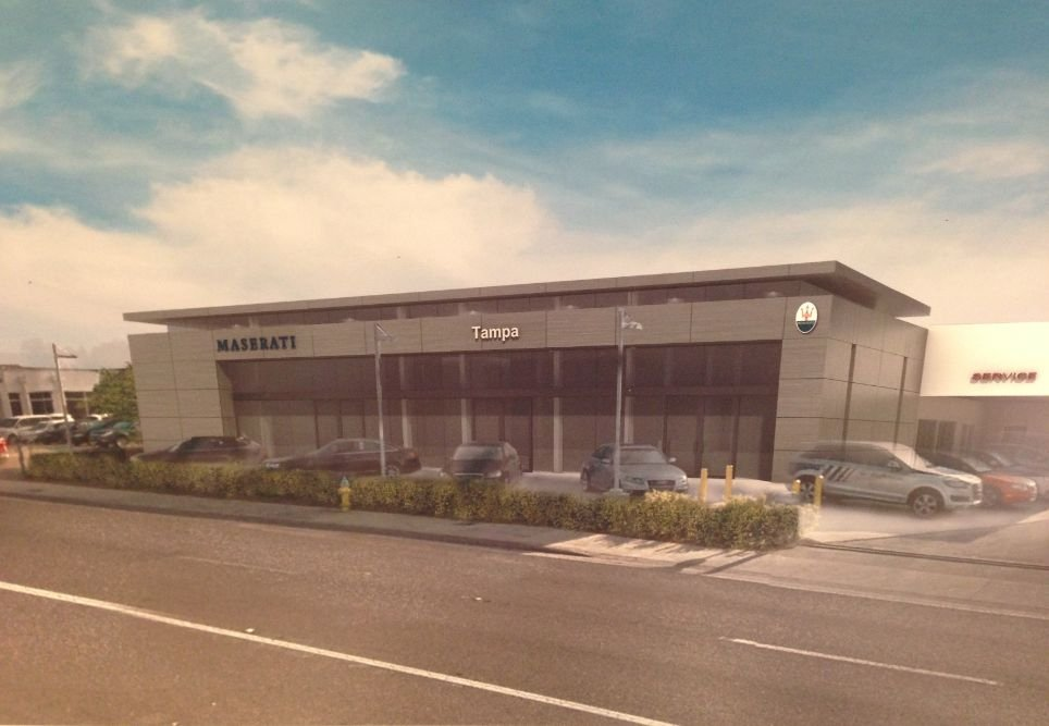Maserati Dealership
