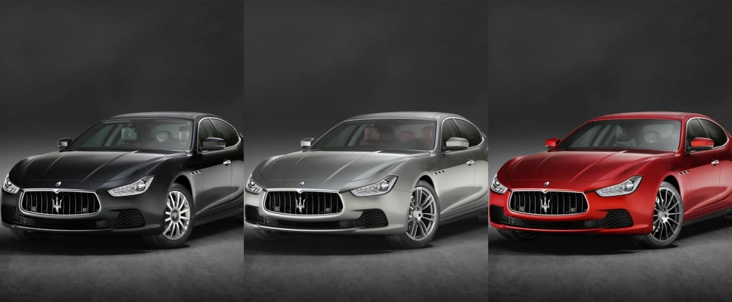 1 P to Lease or Buy a New Maserati in Tampa and St Petersburg