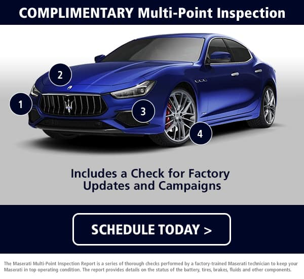 April Multipoint Inspection Special