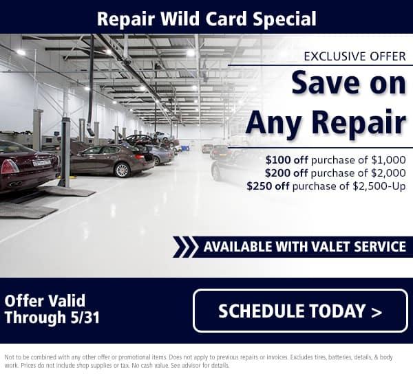 Maserati Wild Card Special