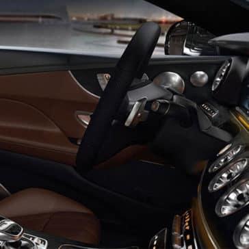 2018 Mercedes-Benz E-300 dashboard