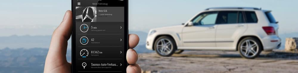 What is the Mercedes me app? | Mercedes-Benz of Modesto