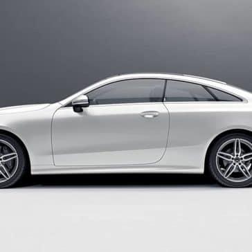 2019 Mercedes-Benz E-Class profile view