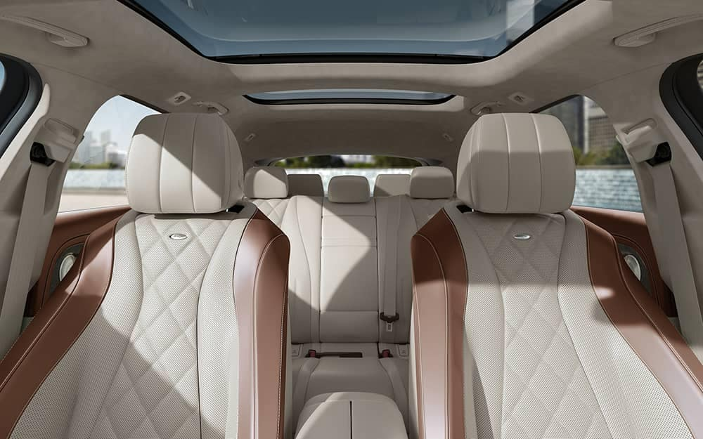 2019 Mercedes-Benz E-Class interior view