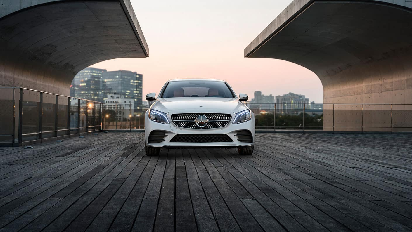 2019 Mercedes-Benz C-Class performance on the track