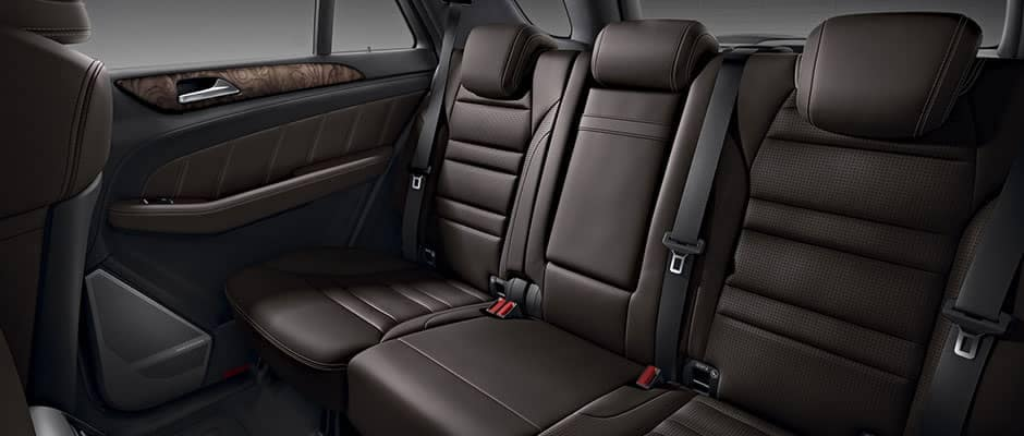 2019 MB GLE Seating