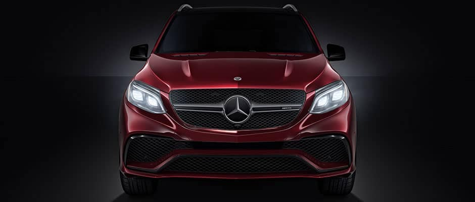 2019 MB GLE Grill