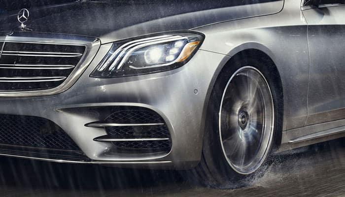 2019 Mercedes-Benz S-Class Safety