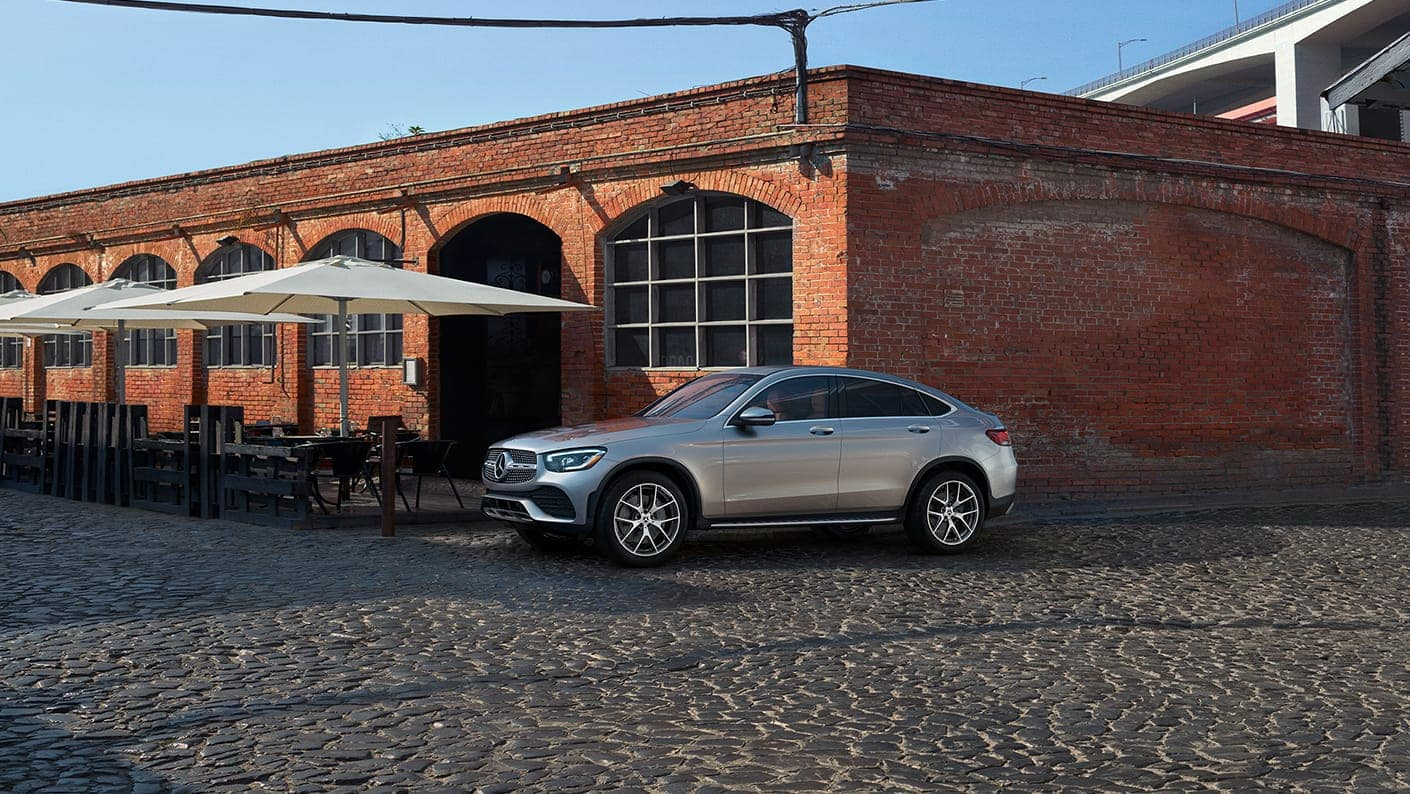 2020 MB GLC Coupe
