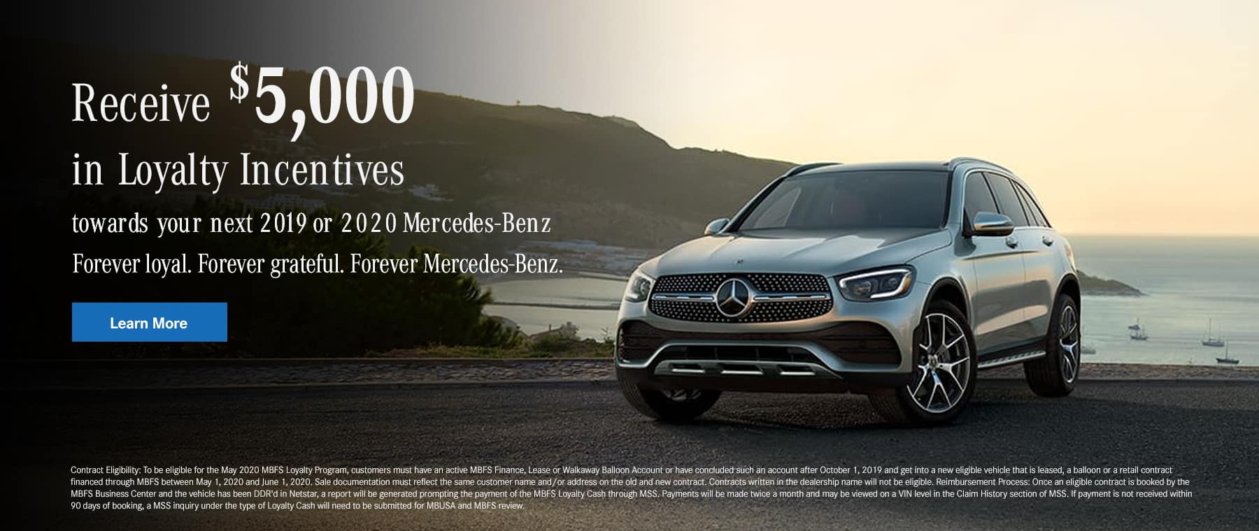 Mercedes-Benz Loyalty Program