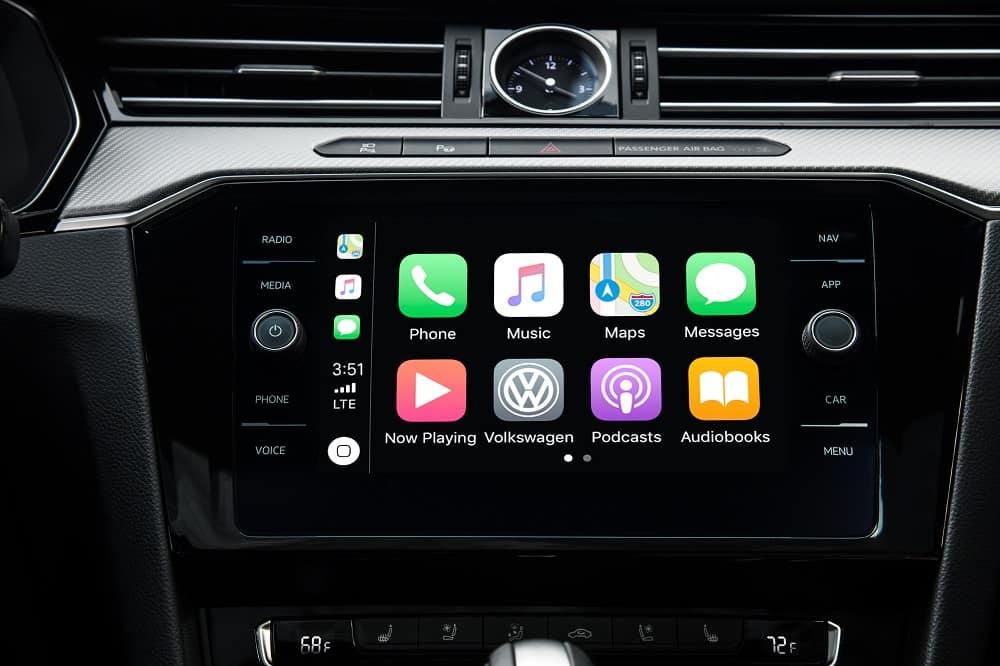 VW Arteon Technology