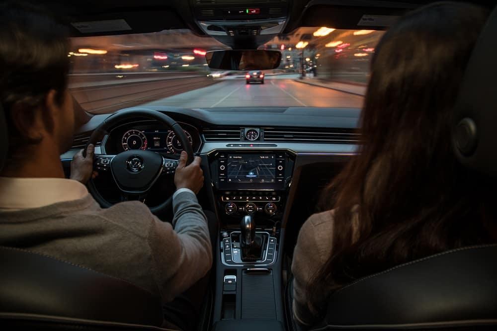 VW Arteon Safety