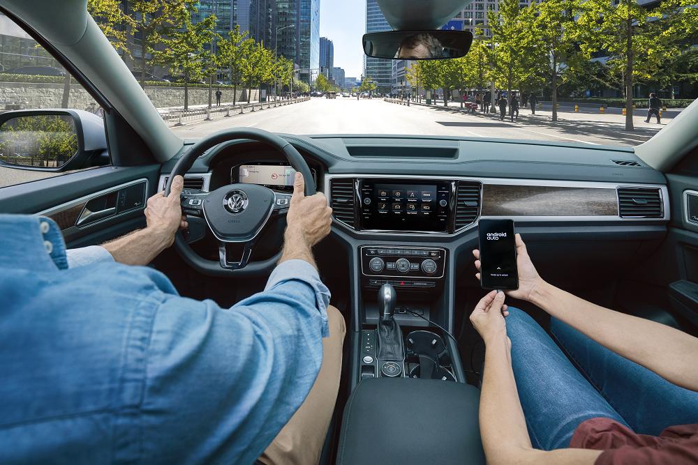 VW Test Drive