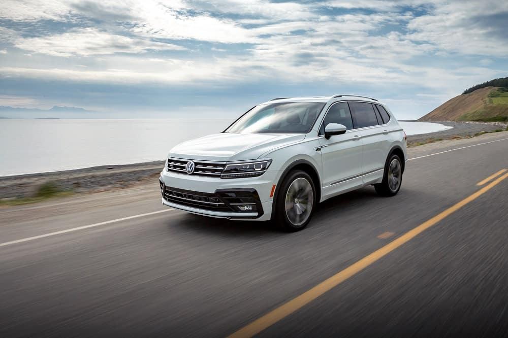 2020 VW Tiguan Performance