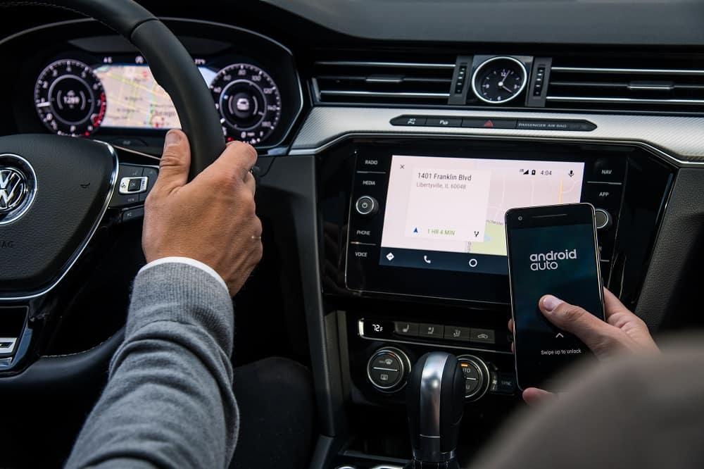 VW Arteon Interior Technology
