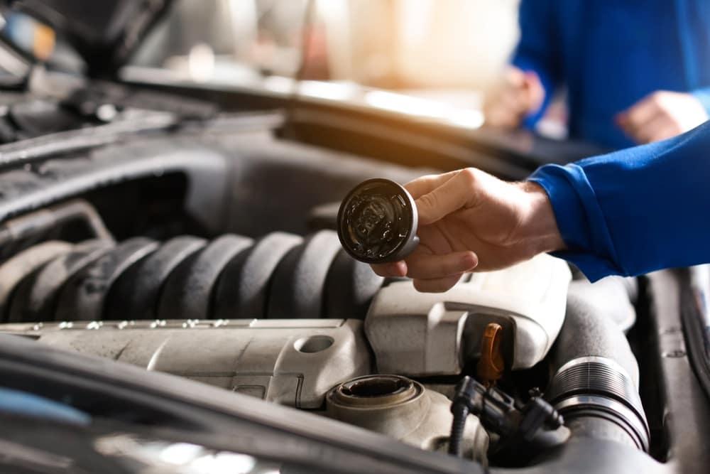 Brake Fluid Check in Volkswagen Jetta | McDonald VW