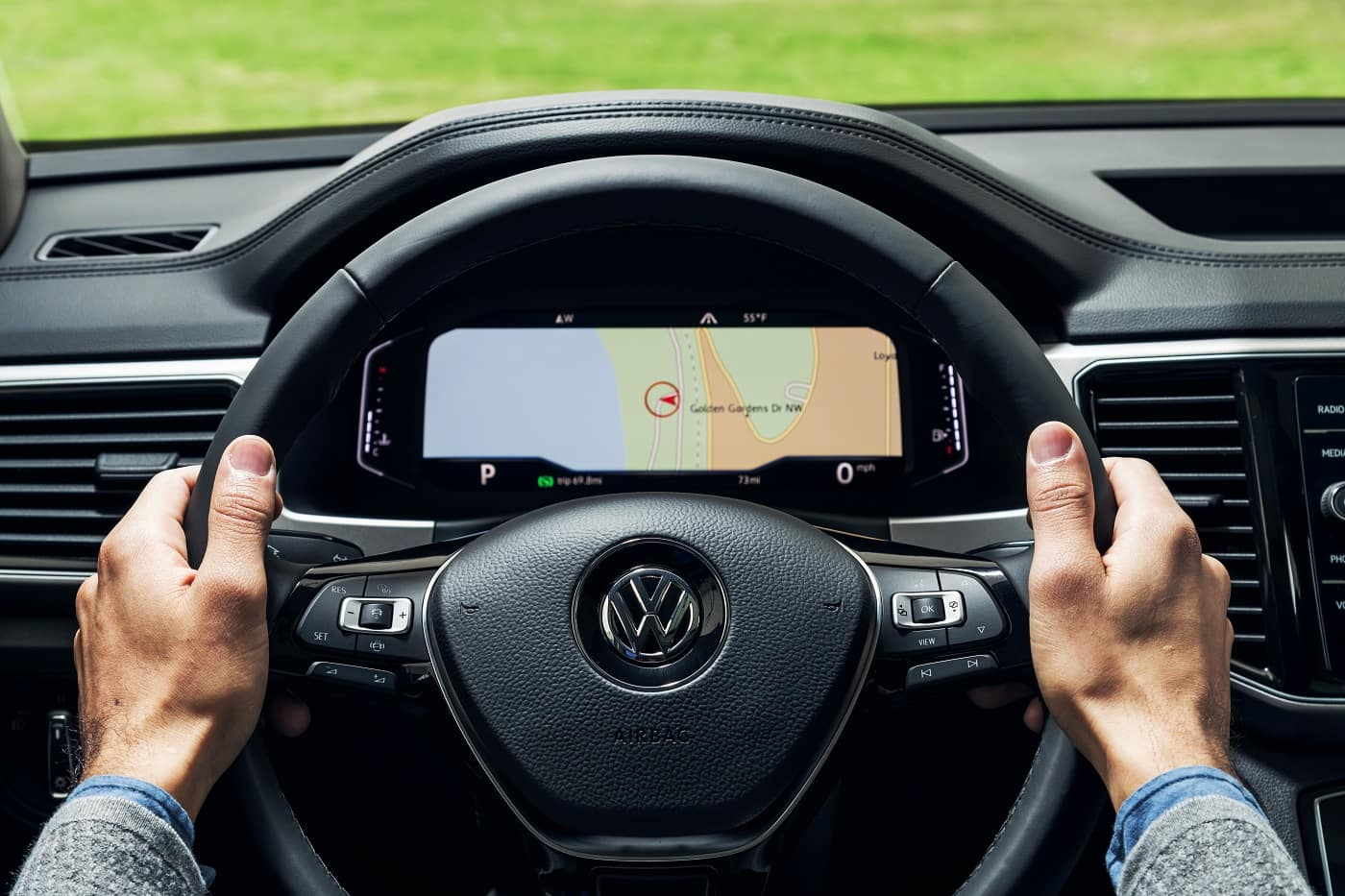 VW Tiguan Safety Features