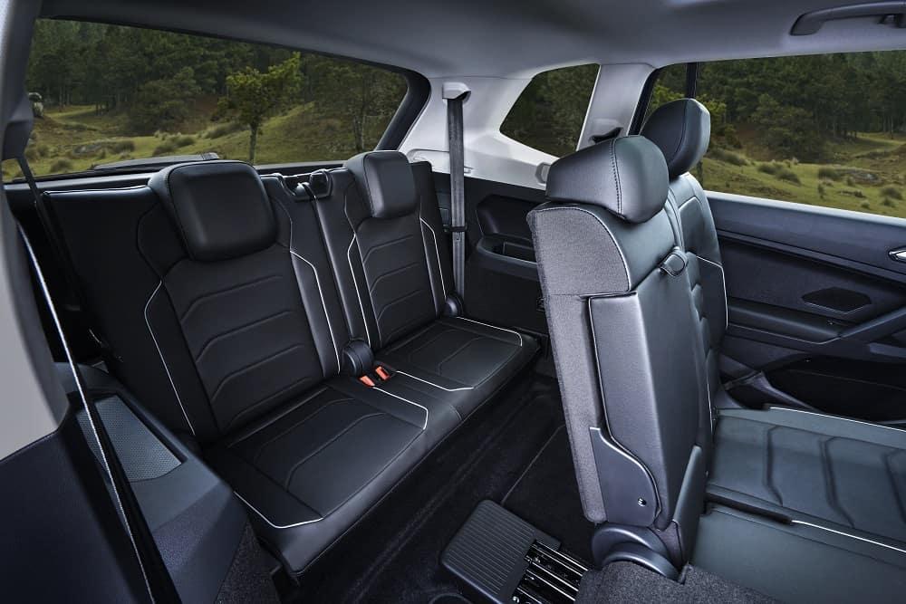 VW Tiguan Interior Cabin