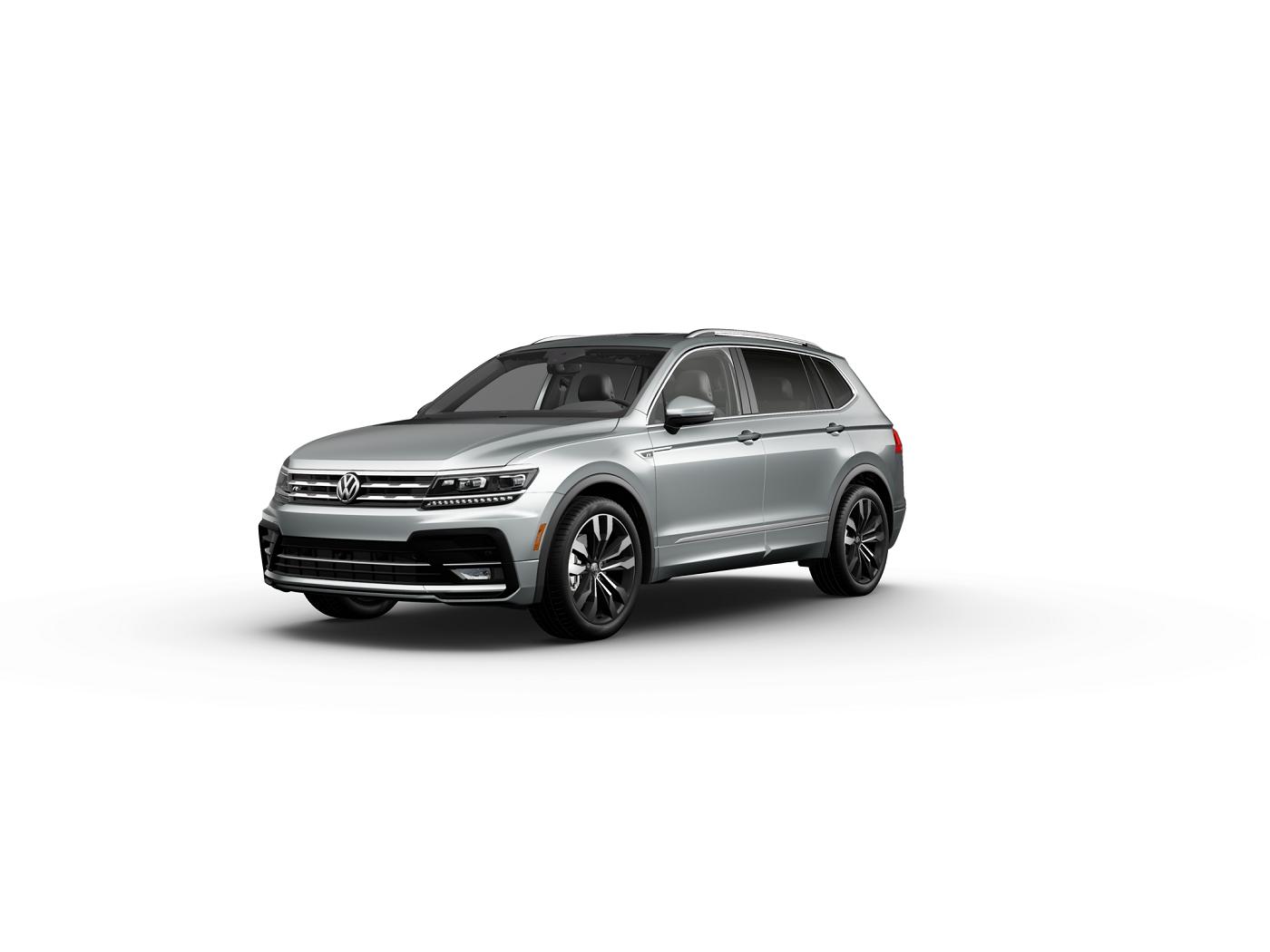 2020 VW Tiguan SEL Premium R-Line