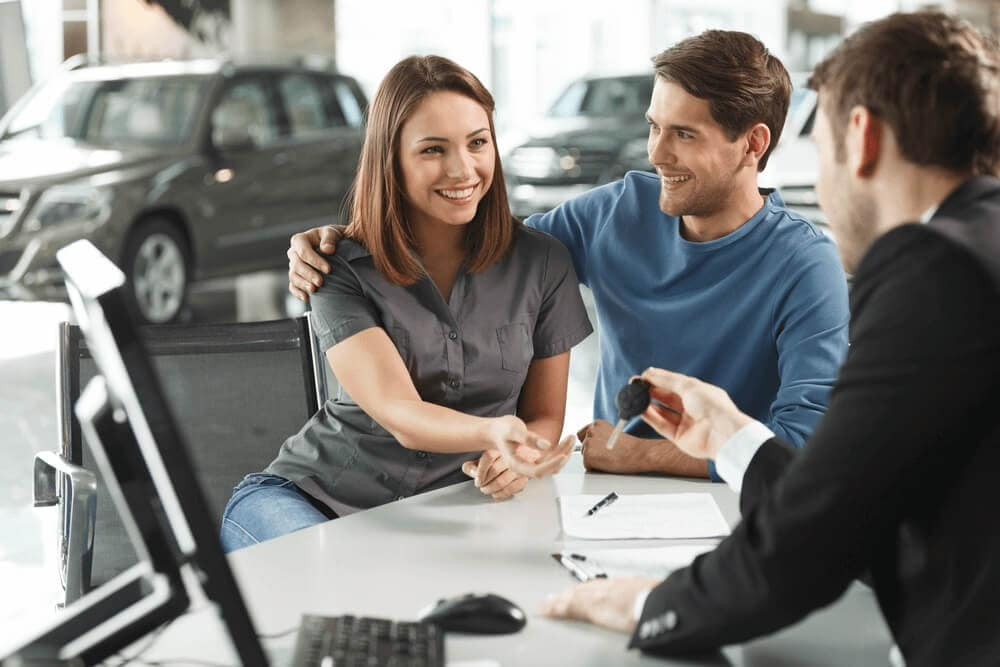 Buying from Dealership