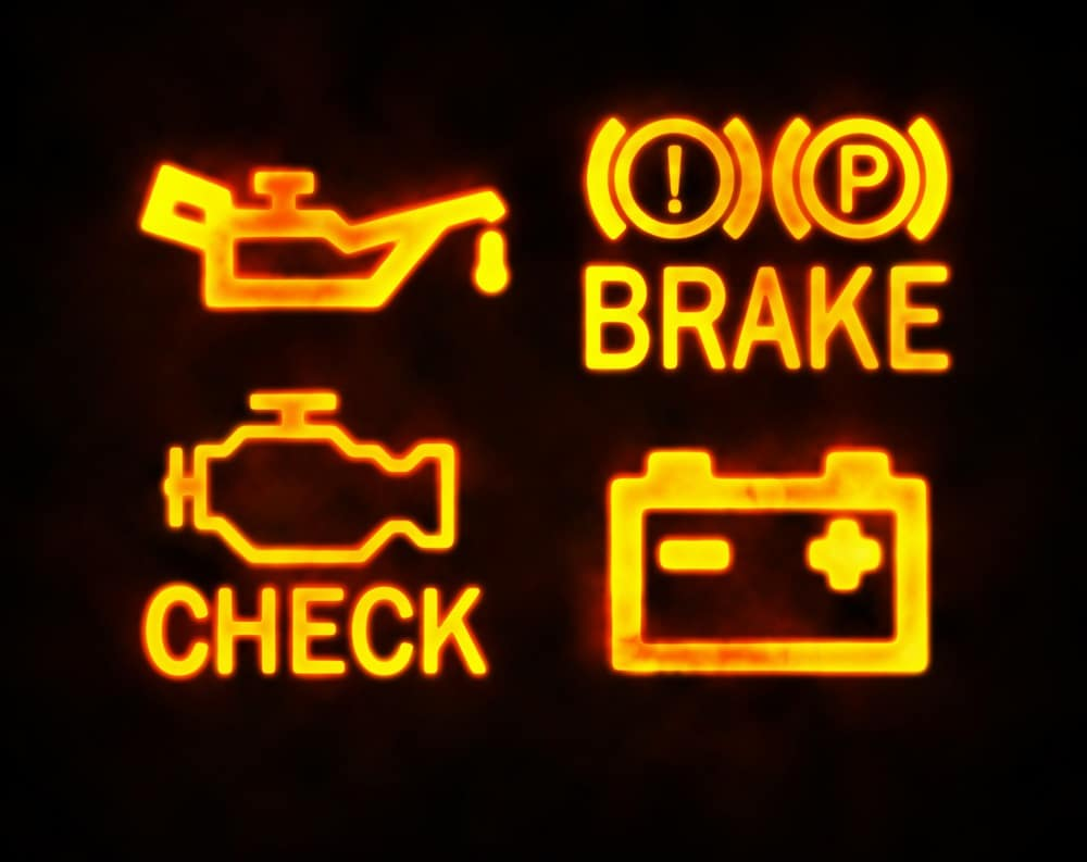 Yellow Light Indicator