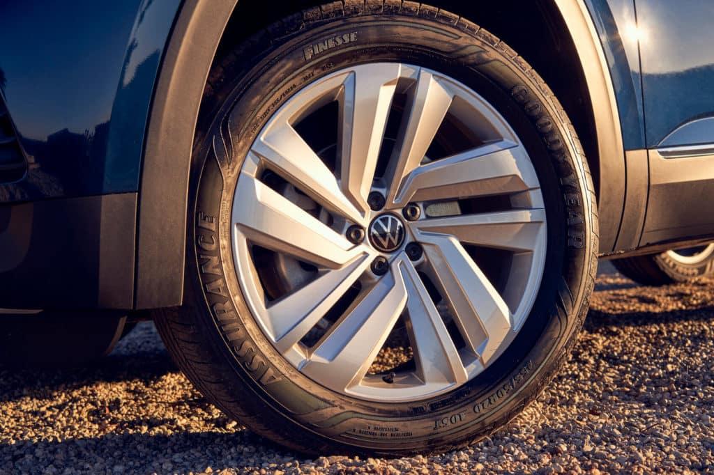 Vw Atlas Tire Size Littleton Co Mcdonald Volkswagen