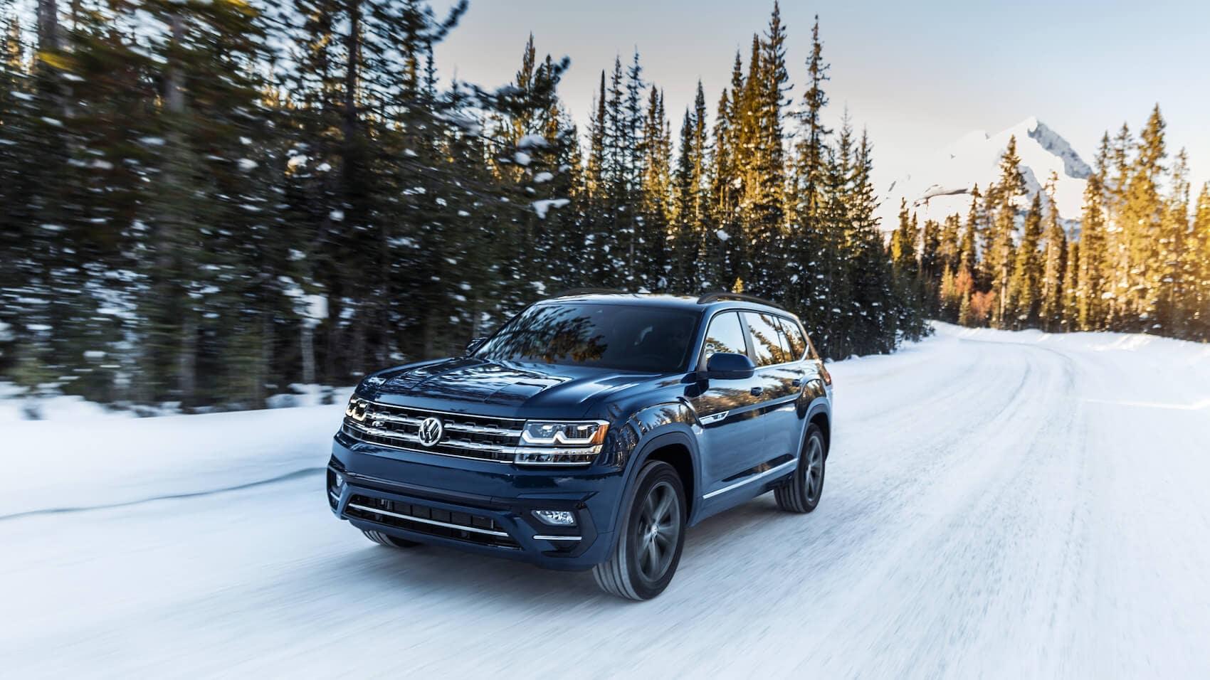 VW Atlas vs Honda Pilot Littleton, CO